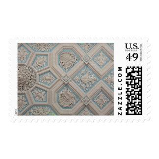 Brazil, Amazon, Manaus. Manaus Opera House Stamp