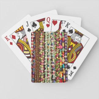 Brazil, Amazon, Manaus. Typical Brazilian Poker Deck