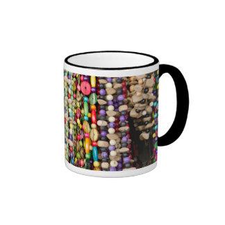 Brazil, Amazon, Manaus. Typical Brazilian Ringer Mug