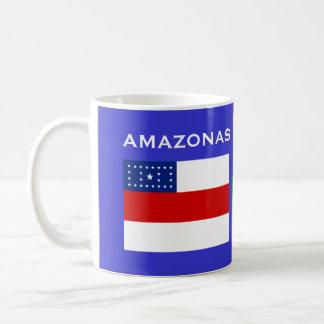 Brazil Amazonas*l Mug / Caneca das Amazonas