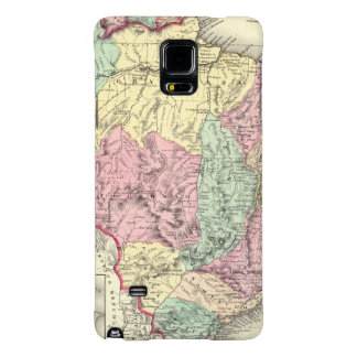 Brazil And Guayana Galaxy Note 4 Case