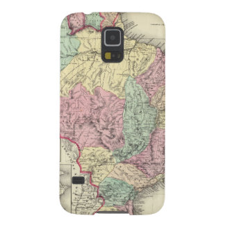 Brazil And Guayana Case For Galaxy S5