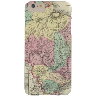 Brazil And Guayana Barely There iPhone 6 Plus Case