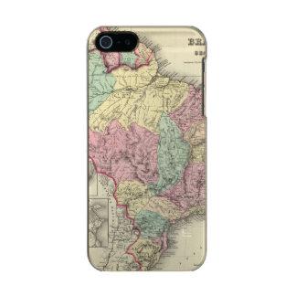 Brazil And Guayana Incipio Feather® Shine iPhone 5 Case