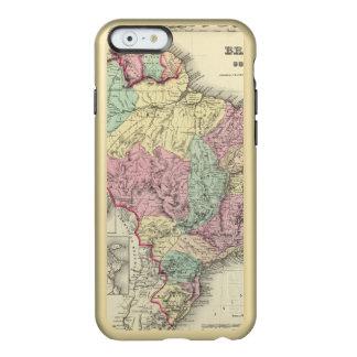 Brazil And Guayana Incipio Feather® Shine iPhone 6 Case