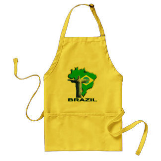 Brazil Aprons