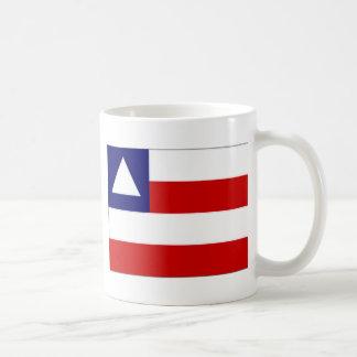 Brazil Bahia Flag Coffee Mugs