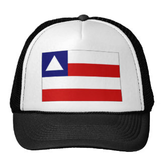 Brazil Bahia Flag Trucker Hat