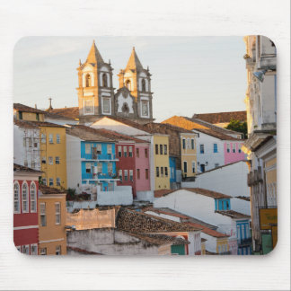 Brazil, Bahia, Salvador, The Oldest City Mouse Pad