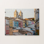 Brazil, Bahia, Salvador, The Oldest City Puzzle
