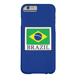 Brazil Barely There iPhone 6 Case