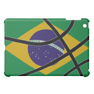 Brazil Basketball iPad Case