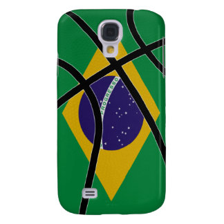 Brazil Basketball iPhone 3G/3GS Case Samsung Galaxy S4 Covers