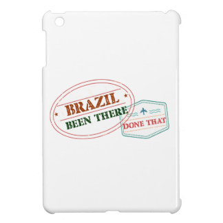 Brazil Been There Done That iPad Mini Cases