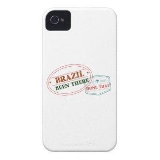 Brazil Been There Done That iPhone 4 Case