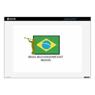 BRAZIL BELO HORIZONTE EAST MISSION LDS LAPTOP SKIN