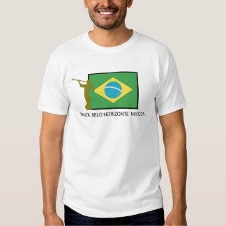 BRAZIL BELO HORIZONTE MISSION LDS TEES