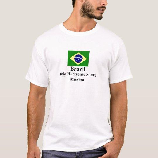 Brazil Belo Horizonte South Mission T-Shirt