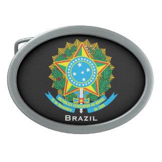 Brazil* Belt Buckle