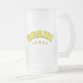 Brazil blood flesh and glory soccer futebol gifts coffee mugs