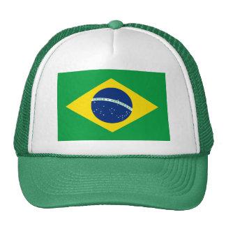 Brazil BR Trucker Hat