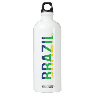 BRAZIL - Brasil SIGG Traveler 1.0L Water Bottle