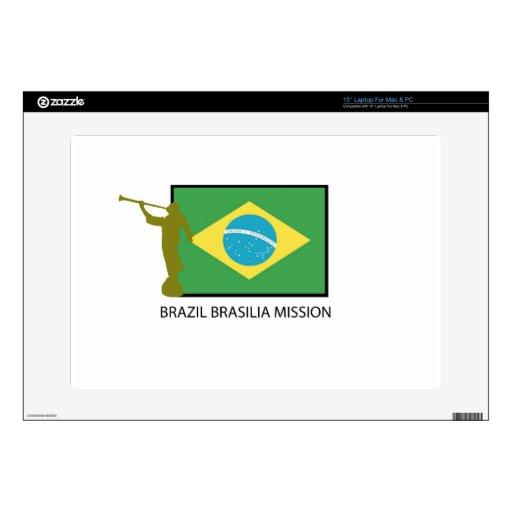 BRAZIL BRASILIA MISSION LDS LAPTOP SKIN