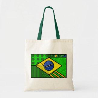 Brazil Brazil brazilian flag Tote Bag