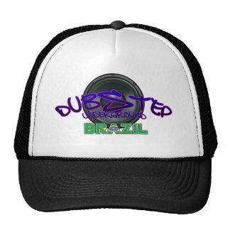 Brazil Brazilian DUBSTEP Dub Grime reggae Electro Trucker Hat