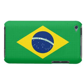 Brazil – Brazilian  Flag iPod Case-Mate Case