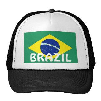 Brazil brazilian flag souvenir hat