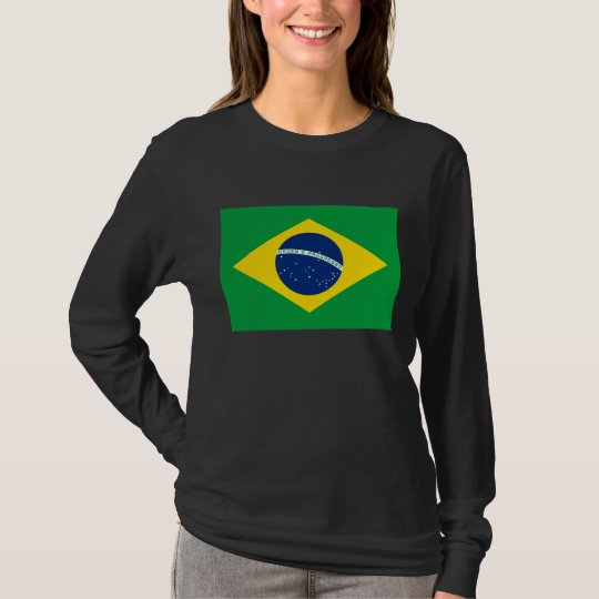 Brazil – Brazilian National Flag T-Shirt