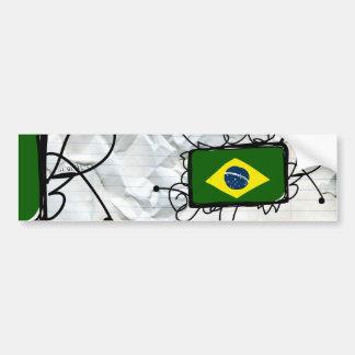 Brazil Bumper Sticker