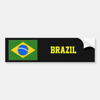 Brazil Bumper sticker Superstar design Car Bumper Sticker