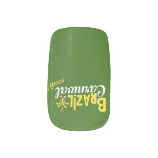 Brazil Carnival Minx Design Minx ® Nail Wraps