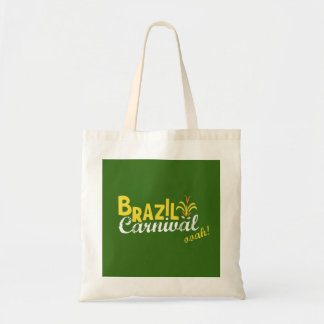 Brazil Carnival ooah! Everyday Canvas Bags
