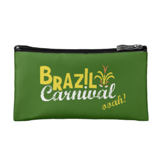 Brazil Carnival ooah! Makeup Bag