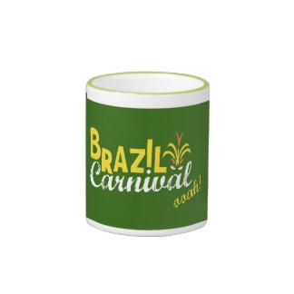 Brazil Carnival ooah! Mug Traditional Mugs