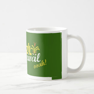 Brazil Carnival ooah! Office Classic White Coffee Mug