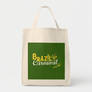 Brazil Carnival ooah! Shopping Canvas Bag
