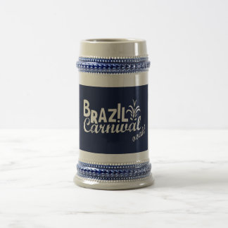 Brazil Carnival ooah! Stein Cup
