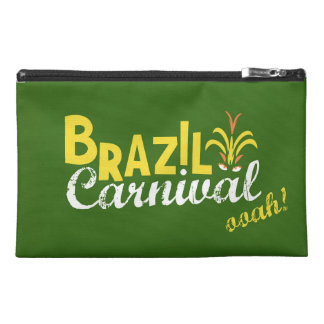 Brazil Carnival ooah! Travel Accessory Bags