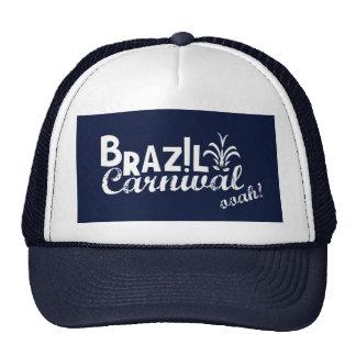 Brazil Carnival ooah! Trucker Hat Hats