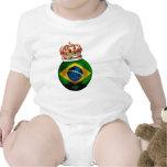 Brazil  Champion Baby Creeper