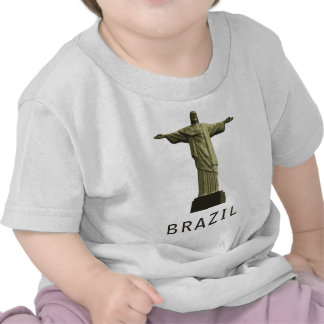 Brazil Christ the Redeemer Tees