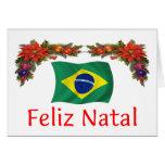 Brazil Christmas Greeting Cards