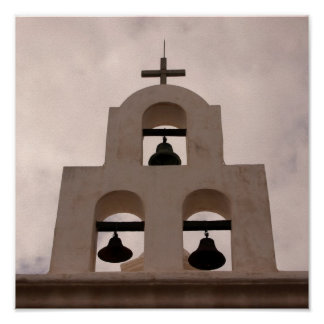 Brazil Church Bells Posters
