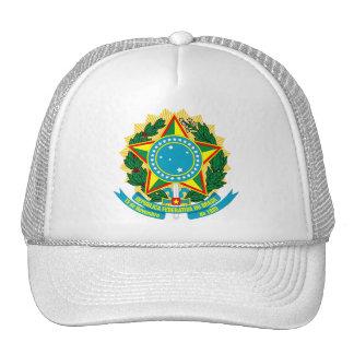 Brazil COA Trucker Hat