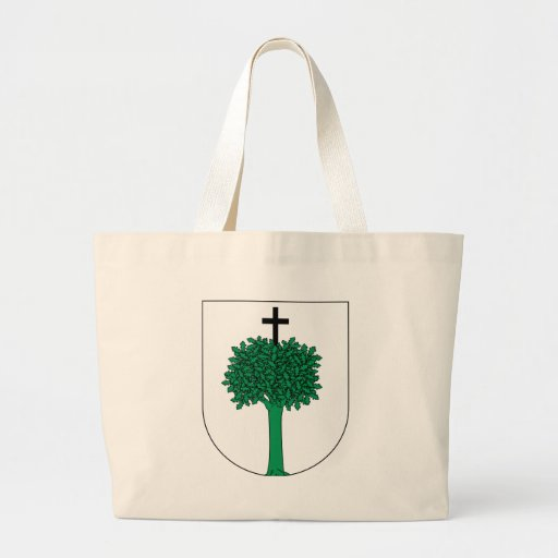 Brazil Colonial Coat of Arms (1500-1815) Canvas Bags