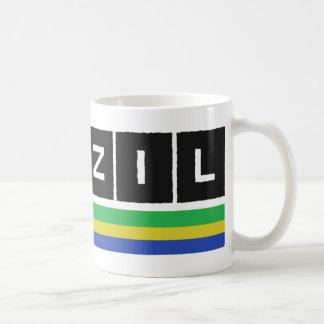 Brazil Colors design! Coffee Mug